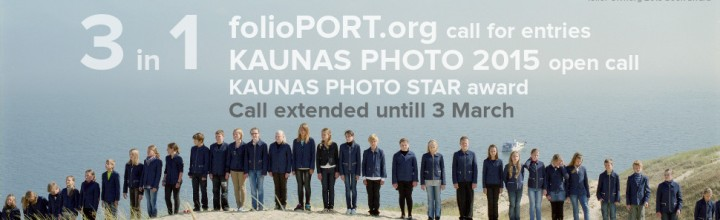folioPORT.org & KAUNAS PHOTO 2015 call extended until 3 March